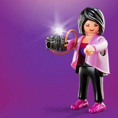 Feliz día internacional de la fotografía! #playmobil