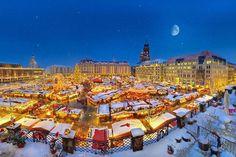 Mercadillos navideños Europeos. Budapest