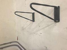 2 Spiral Twist Brackets Mounting Brackets Shelf Brackets