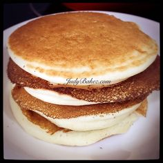 "Pancakes – are ""almost"" everyone's favorite, from the young to the old, especially when one loves cakes and desserts. Pancakes are easy to make, but making successful SOFT & FLUFFY panca…"