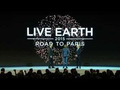 Live Earth Road To Paris - Davos World Economic Forum Announcement with Al Gore, Pharrell Williams, and Kevin Wall.