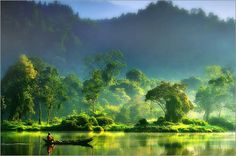 "Poster ""Painting of Nature"" by hardibudi, 1x collection - #photography #travel"
