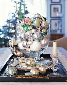 Quick and Easy Christmas Decor | Apartment Therapy