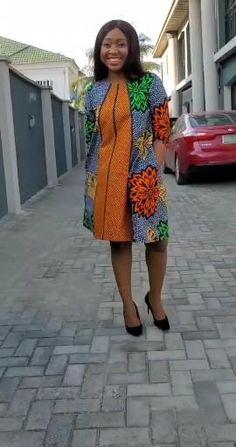 Short African Dresses, Latest African Fashion Dresses, African Print Dresses, African Print Fashion, Africa Fashion, African Dress Styles, African Women Fashion, African Style Clothing, Modern African Fashion
