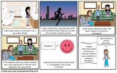Storyboard that: Online storyboard creator.