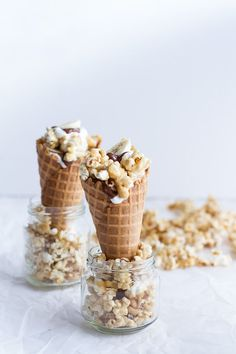 Salted Chocolate, Peanut And Pistachio Nougat Ice Cream Recipe ...