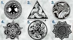 Выберите кельтский узел и узнайте, что он расскажет о вашей внутренней силе