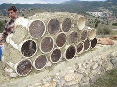 Comunidad de foros de Apicultura - Notas / Videos: Colmenas de barro y arcilla - Foro para vídeos