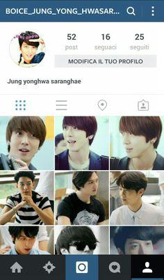 Nuestra página Instagram