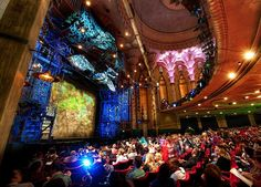 The stage is set for an awesome production of the Broadway musical, Wicked. London, England. Stuck in Customs.