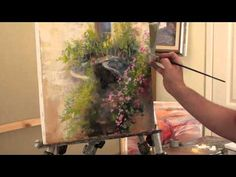 Woman with a child - how to paint people - Igor Saharov class - YouTube