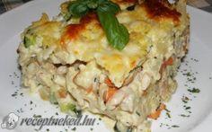 Wok, Bon Appetit, Lasagna, Quiche, Breakfast, Ethnic Recipes, Morning Coffee, Quiches, Lasagne