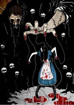 Alice Madness Returns insane domination
