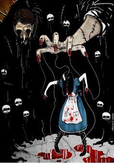 Alice Madness Returns...