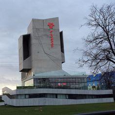 Warsaw, Flyspot Building