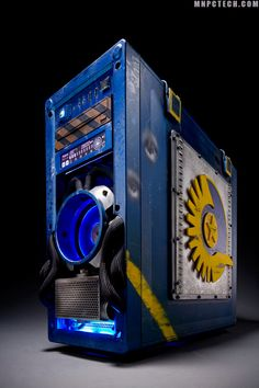 """""""Planetside New Conglomerate"""" PC for Matt Higby at SONY by Mnpctech"""