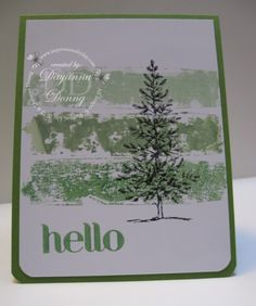 Lovely as a Tree Masking Tape