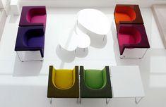 Office Design STUA Nube armchair