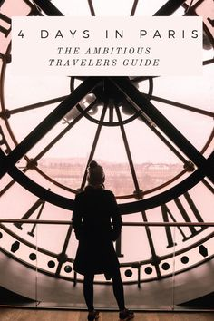 If you only have 4 days in Paris, this guide will help you make the most of your time there with top tourist destinations and hidden gems! Paris France Travel, Paris Travel Guide, 4 Days In Paris, Paris Itinerary, Paris Photography, European Travel, Wander, Destinations, Group