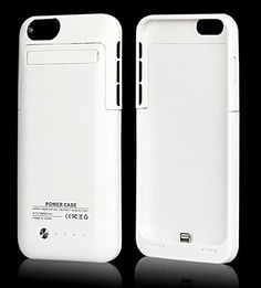 Muze-White Slim Iphone 6 4.7 Inch Power Bank Case 3500mah External Back up Power Station Apple Phone Battery Charging Case with Pop out Video Kickstand Retail Packing (for iphone 6/White/1pcs) Kujian http://www.amazon.co.uk/dp/B00PUAPC9O/ref=cm_sw_r_pi_dp_ZnKFvb1Q8QT2Q