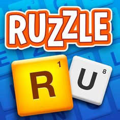 Ruzzle: New Game Icon designed by Giorgio Cantù. Top Android Apps, Free Android Games, Android Apk, Free Games, Hit Games, News Games, Game Icon Design, Android Security, Word Games
