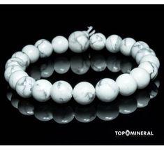 Magnezit Minerals, Beaded Bracelets, Jewelry, Jewlery, Jewerly, Pearl Bracelets, Schmuck, Jewels, Jewelery