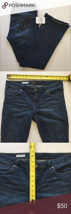 KUT from the allots Farrah Baby Bootcut KUT from the allots Farrah Baby Bootcut -GUC Kut from the Kloth Jeans Boot Cut