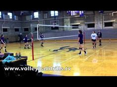 Volleyball Game: Short Court with Conditioning                                                                                                                                                                                 More