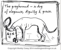 that's about right for lurchers too #happydogs #mannafromdevon