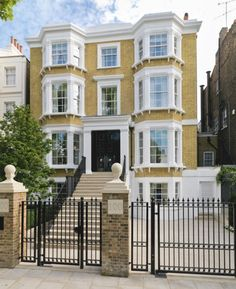 With a very high price, St john's Wood is huge and offers everything you'd ever need in a house. swimming pool, cinema, landscaped garden, master suite and a mews house which has three bedrooms!  Guide Price: 37.5 Million