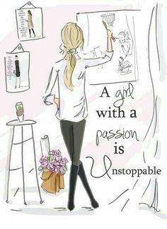 Egy lány szenvedéllyel… megállíthatatlan