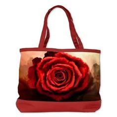 Red Red Rose Shoulder Bag> Eve's Underground
