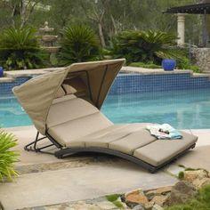 rattan lounge sofa überdachung roberti italien terrasse garten, Gartengestaltung