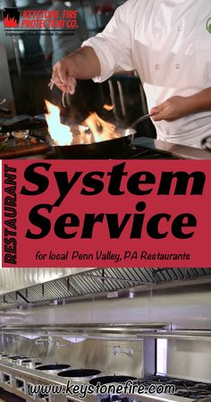 Restaurant System Service Penn Valley, PA (215) 641-0100 This is Keystone Fire Protection.  Call us Today for all your Fire Protection needs!Restaurant System Experts are standing by...