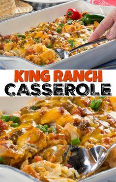 This casserole has flavor as big as Texas!