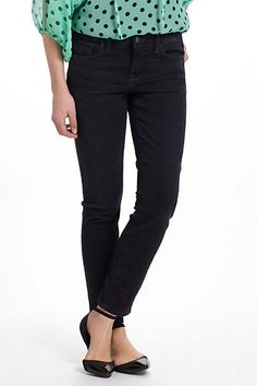 Pilcro Stet Slim Ankle #anthropologie    I Love this brand, is great and no muffing top
