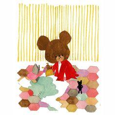 Jackie Bear Wallpaper