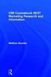 Pin this  CIM Coursebook 06/07 Marketing Research and Information - http://www.buypdfbooks.com/shop/business/cim-coursebook-0607-marketing-research-and-information/ #Business, #HousdenMatthew