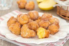 Queste frittelline di mele sono davvero favolose, velocissime, sofficissime e profumate, irresistibili!