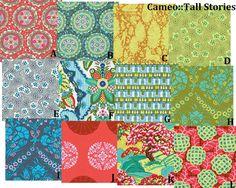 Custom Crib Bedding  3 Piece Set  Amy Butler Cameo by IslaCorinne, $220.00
