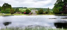 Gardens at Curraghmore House, were laid out by the first de la Poer - Beresford Earl of Tyrone around 1750 - splendid example eighteenth-century landscape Formal Gardens, River, Outdoor, Outdoors, Outdoor Living, Garden, Rivers