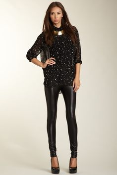 Liquid Legging on HauteLook
