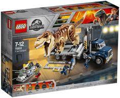 LEGO Jurassic World 75933 T Rex Transport