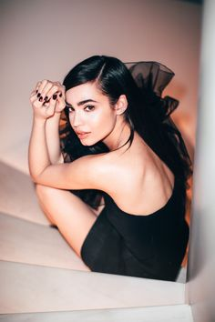 "Sofia Carson may primarily be labeled as a ""Disney star,"" but that's likely not for long. The who plays […] Sabrina Carpenter, Disney Channel, Ariana Grande, Sophia Carson, Adventures In Babysitting, Foto Casual, Star Wars, Disney Stars, Dove Cameron"