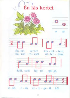 Lets Play Music, Music For Kids, Album, Preschool Activities, Spring Flowers, Sheet Music, Kindergarten, Let It Be, Teaching