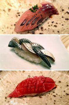 Omakase for days! The chef knows best at Sushi Tsujita. #Omakase #Sushi