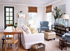 Katrina Cottage Living Room
