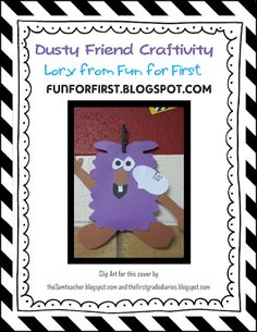 {FREE} Rhyming Dust Bunnies from Fun for First! Super cute :)