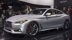 2017 Infiniti Q60 Coupe debuts with 400-hp V6