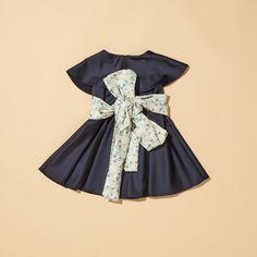 Dress Romarin back - Renardeau